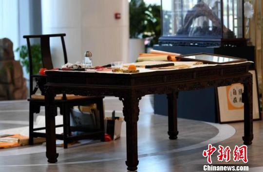 中国工艺美术大师陈玉树:中国新万博官网manbetx中的佛法留痕